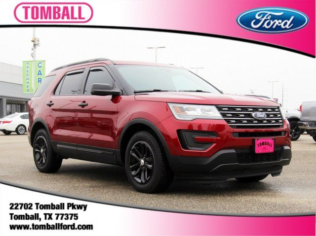 2017 Ford Explorer Base in Tomball, TX 77375