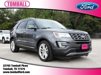 2017 Ford Explorer Limited in Tomball, TX 77375