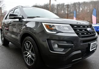 2017 Ford Explorer Sport Waterbury, Connecticut 10