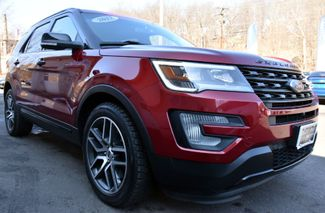 2017 Ford Explorer Sport Waterbury, Connecticut 9