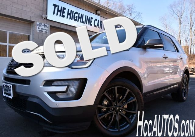 2017 Ford Explorer XLT Waterbury, Connecticut