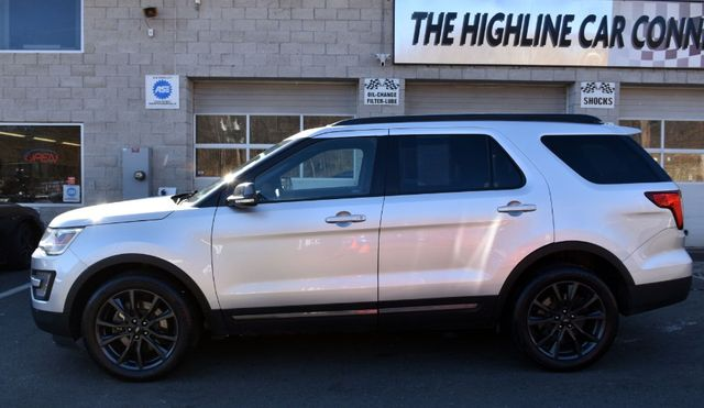 2017 Ford Explorer XLT Waterbury, Connecticut 3