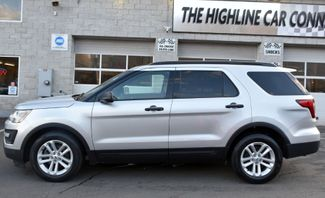 2017 Ford Explorer Base Waterbury, Connecticut 2