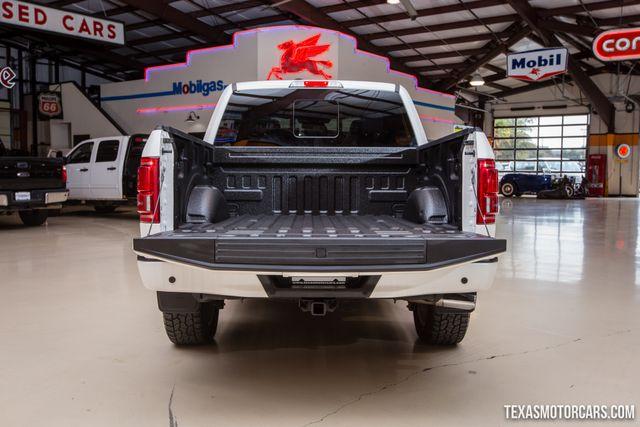 2017 Ford F-150 Platinum 4X4 in Addison, Texas 75001