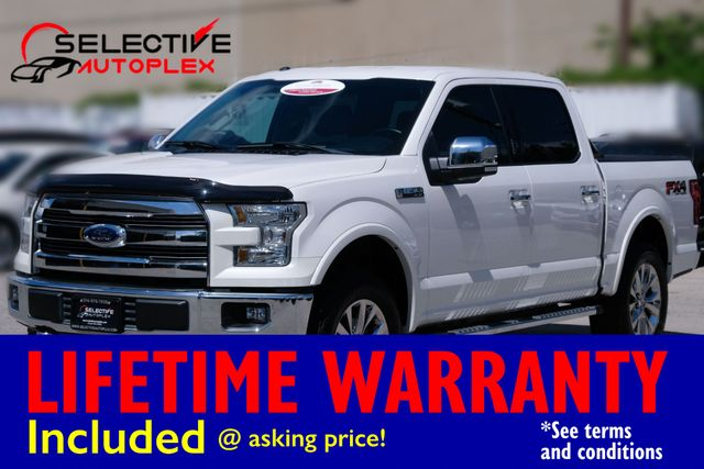2017 Ford F-150 Lariat**LIFTED**NAVIGATION**