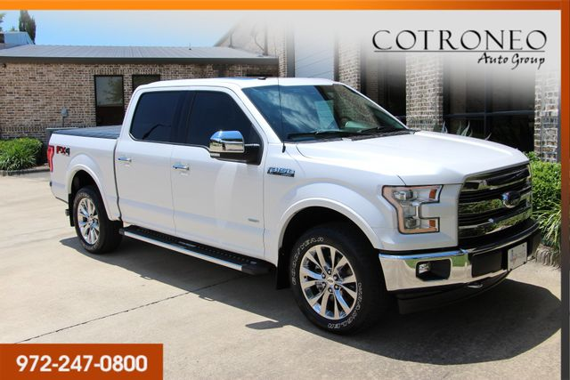 2017 Ford F-150 Lariat SuperCrew 4WD in Addison, TX 75001