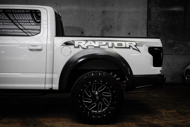 2017 Ford F-150 Raptor Custom Lifted w/ Upgrades in Addison, TX 75001