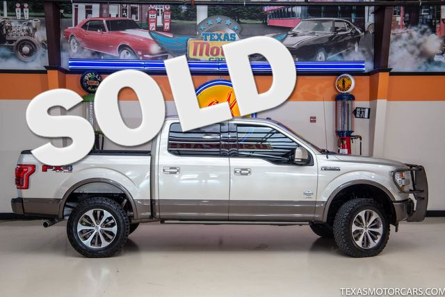 2017 Ford F-150 King Ranch 4x4