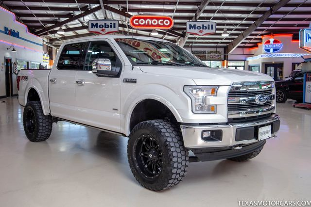 2017 Ford F-150 Lariat 4x4 in Addison, Texas 75001