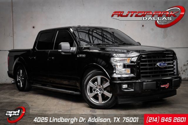 2017 Ford F-150 XLT w/ Leather and NAV (Upgrades)