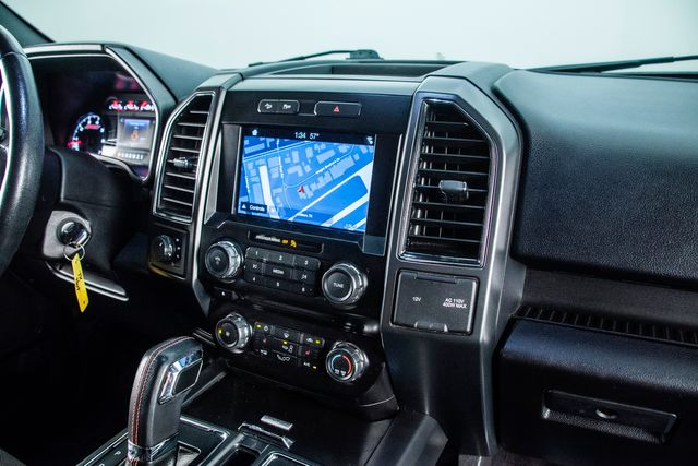 2017 Ford F-150 XLT Sport FX4 Pkg Lifted With Upgrades in Addison, TX 75001