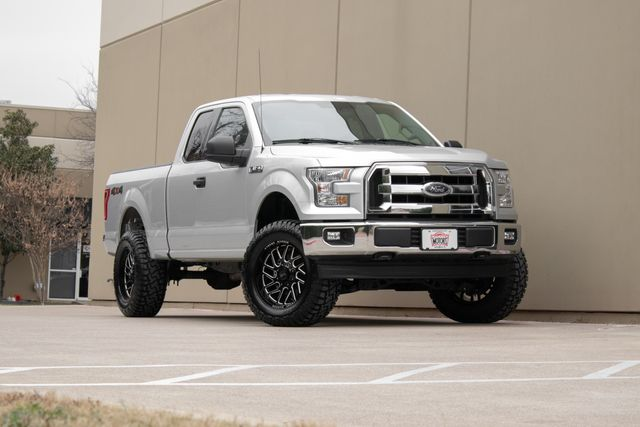 2017 Ford F-150 XLT Extended Cab 4x4 Central Alps Package