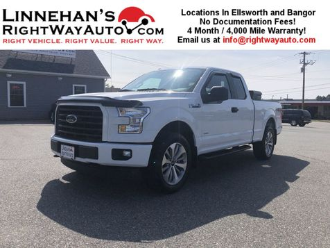 2017 Ford F-150 XL in Bangor