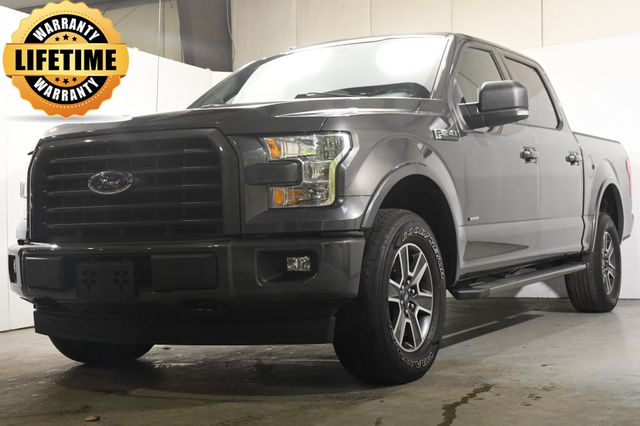 2017 Ford F-150 XLT w/ Nav/ Heated Seats/ Full Console
