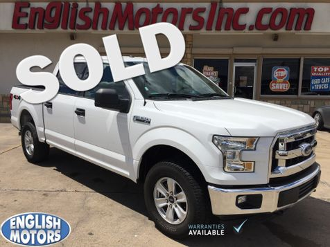 2017 Ford F-150 XLT 4X4 in Brownsville, TX