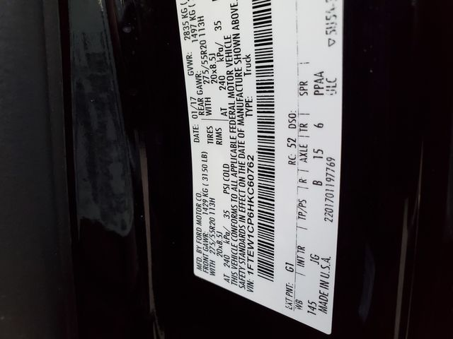 2017 Ford F-150 XL in Brownsville, TX 78521