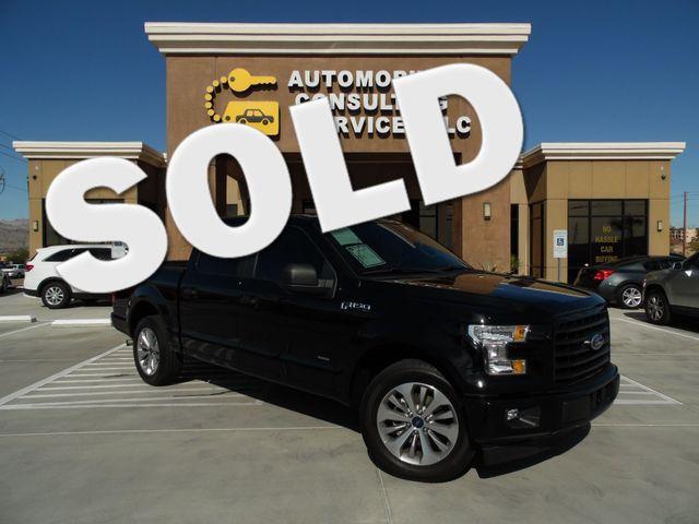 2017 Ford F-150 XL STX ECOBOOST in Bullhead City AZ, 86442-6452