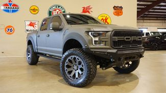 2017 Ford F-150 Raptor 4X4 DUPONT KEVLAR,LIFTED,BUMPERS,22'S,24K in Carrollton, TX 75006