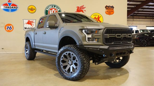 2017 Ford F-150 Raptor 4X4 DUPONT KEVLAR,LIFTED,BUMPERS,22'S,24K