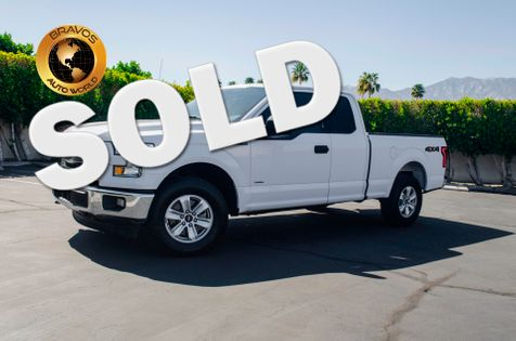 2017 Ford F-150 XLT in cathedral city