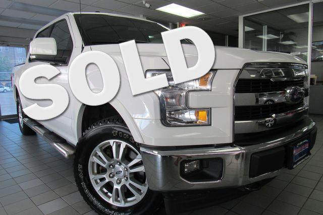 2017 Ford F-150 Lariat W/ NAVIGATION SYSTEM/ BACK UP CAM Chicago, Illinois