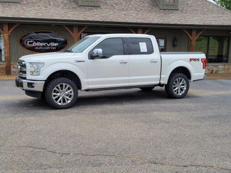 2017 Ford F-150 Lariat 4WD in Collierville, TN 38107