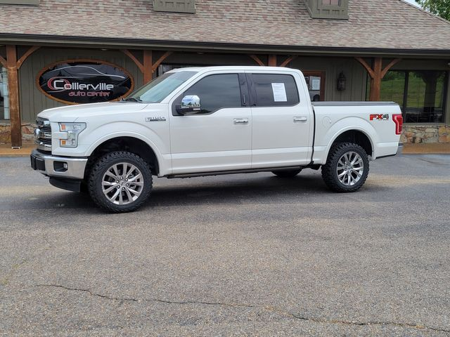 2017 Ford F-150 Lariat 4WD