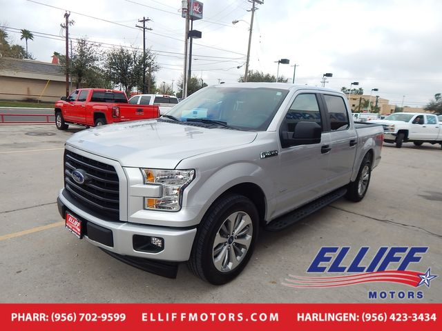 2017 Ford F-150 Crew Cab XL STX Sport in Harlingen, TX 78550