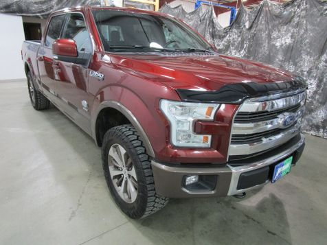 2017 Ford F-150 King Ranch in , ND