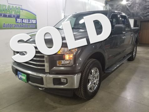 2017 Ford F-150 XLT Super Crew 4x4 in Dickinson, ND