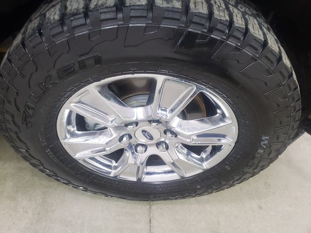 2017 Ford F-150 Lariat FX-4 Crew 3.5L in Dickinson, ND 58601