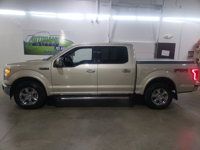 2017 Ford F-150 Lariat FX-4 Crew in Dickinson, ND 58601
