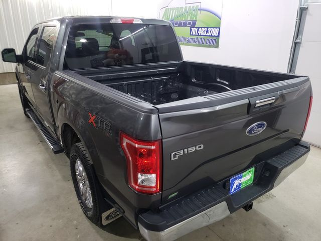 2017 Ford F-150 XLT Super Crew 5.0L 4x4 in Dickinson, ND 58601