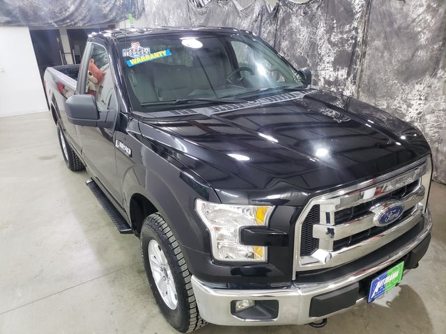 2017 Ford F-150 XLT 4x4 in Dickinson, ND 58601