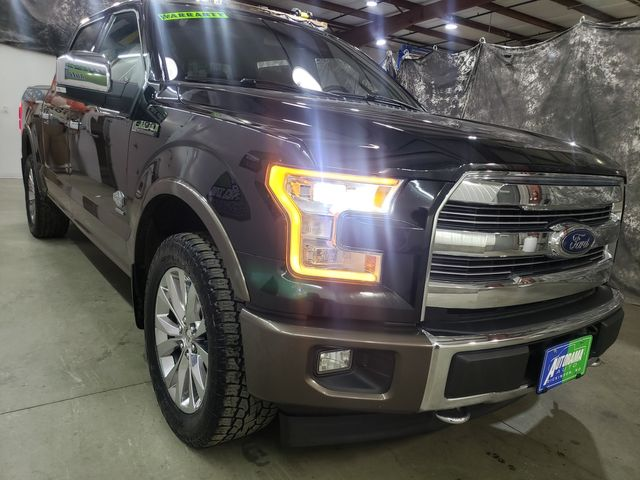 2017 Ford F-150 King Ranch Ecoboost warranty in Dickinson, ND 58601