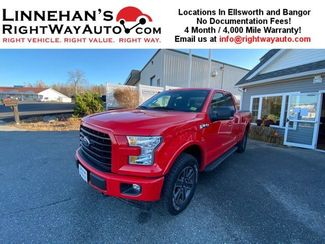 2017 Ford F-150 XLT in Bangor, ME 04401