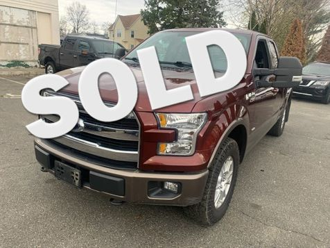 2017 Ford F-150 FX-4 Lariat in West Springfield, MA