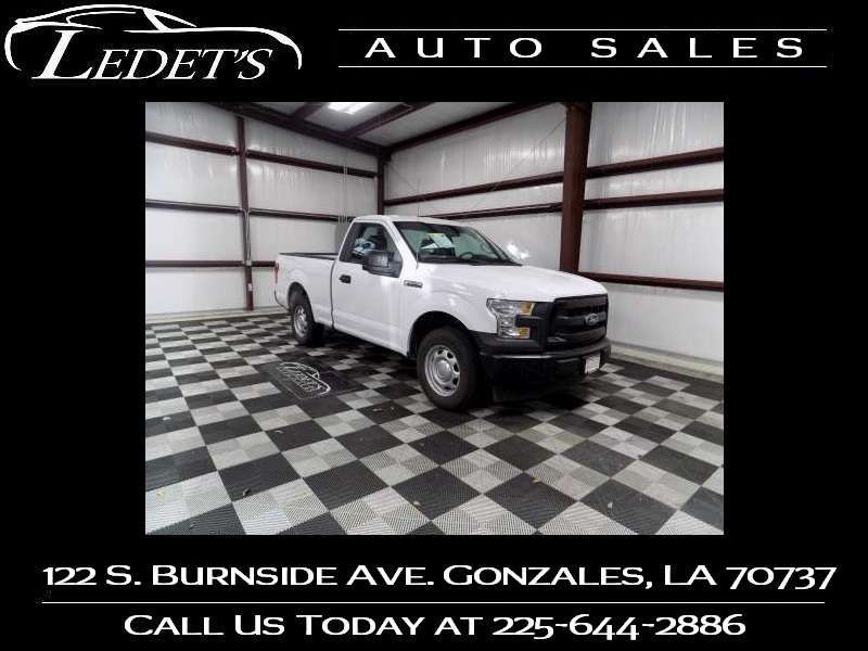 2017 Ford F-150 XL - Ledet's Auto Sales Gonzales_state_zip in Gonzales Louisiana