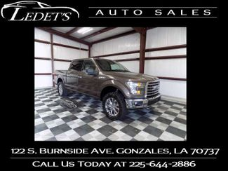 2017 Ford F-150 XLT in Gonzales, Louisiana 70737