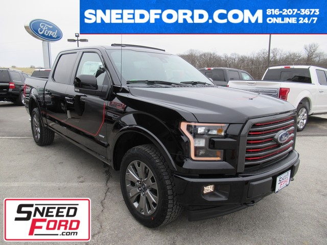 2017 Ford F-150 Lariat Special Edition 4X4