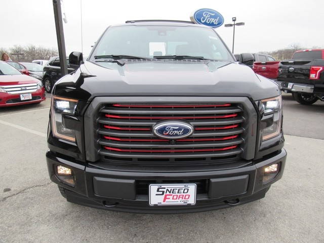2017 Ford F-150 Lariat Special Edition 4X4 in Gower Missouri, 64454