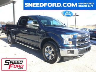 2017 Ford F-150 Lariat 4X4 3.5L V6 Ecoboost in Gower Missouri, 64454