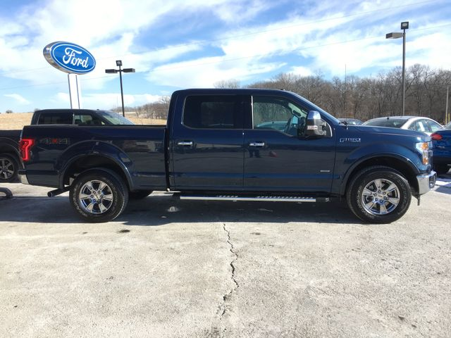 2017 Ford F-150 Lariat 4X4 in Gower Missouri, 64454