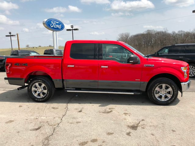 2017 Ford F-150 XLT 4X4 2.7L V6 Ecoboost in Gower Missouri, 64454
