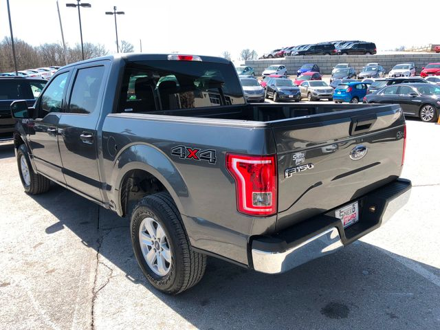 2017 Ford F-150 XLT 4X4 3.5 L V6 in Gower Missouri, 64454