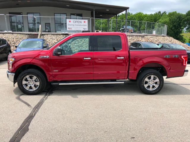 2017 Ford F-150 XLT 4X4 3.5L V6 Ecoboost in Gower Missouri, 64454