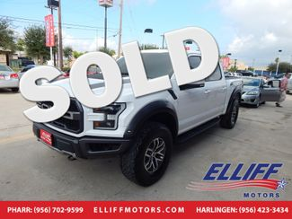 2017 Ford F-150 Raptor in Harlingen TX, 78550