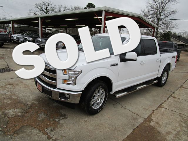 2017 Ford F-150 Lariat Crew Cab 4x4 Houston, Mississippi