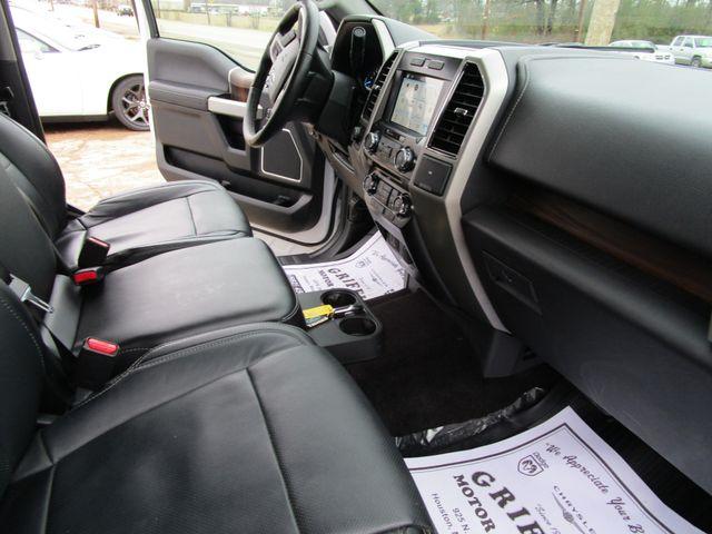2017 Ford F-150 Lariat Crew Cab 4x4 Houston, Mississippi 10