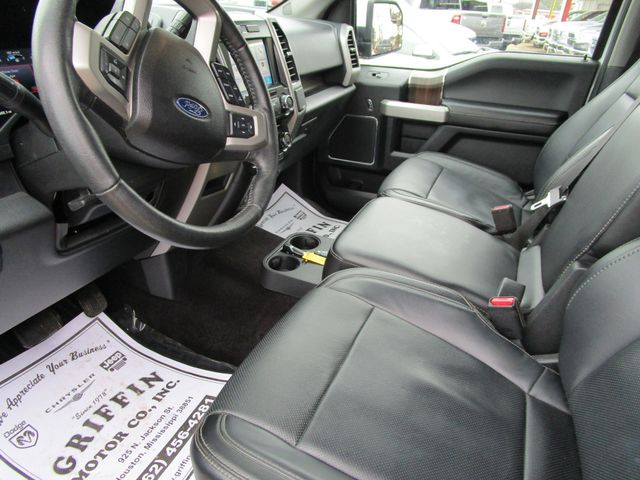 2017 Ford F-150 Lariat Crew Cab 4x4 Houston, Mississippi 7